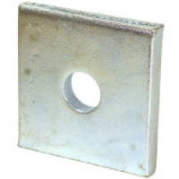 square strut washer
