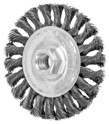 Pferd- knotted wheel 138