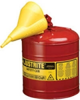 j-r 5 gallon safet can w-funnell 36