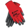 MCR Red -Gray gloves 65-69
