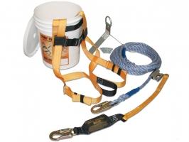 B-compliant roof kits